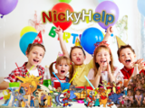 NickyHelp Music Video