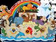 Noah's Ark Alphabet