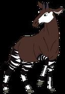 Otis the Okapi