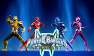 Power Rangers Neo Beast