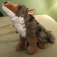 Rambler the Coyote