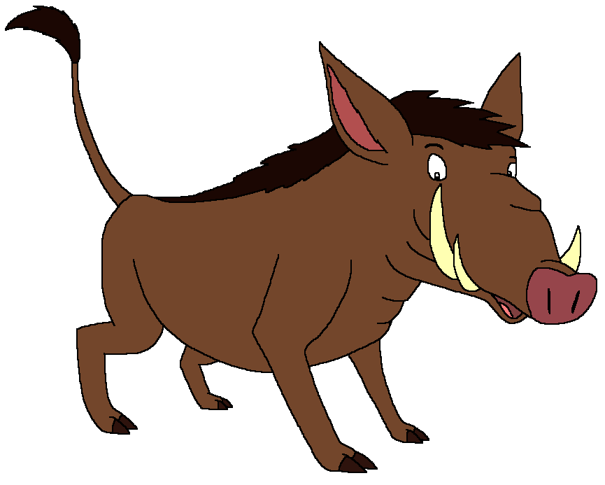 Warnald the Warthog