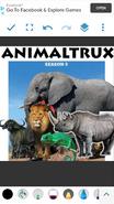 AnimalTrux Poster