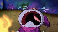 Chowder crying