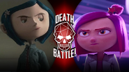 Death Battle - Coraline vs Chloe (GA)