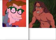 Drew Pickles and Tarzan