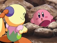 HnK Fumu and Kirby Screenshot