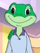 Mrs. Frog