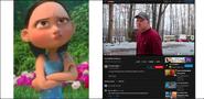 Nina Lopez vs Psycho Dad