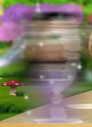 Princess Pea (Princess Presto) spinning