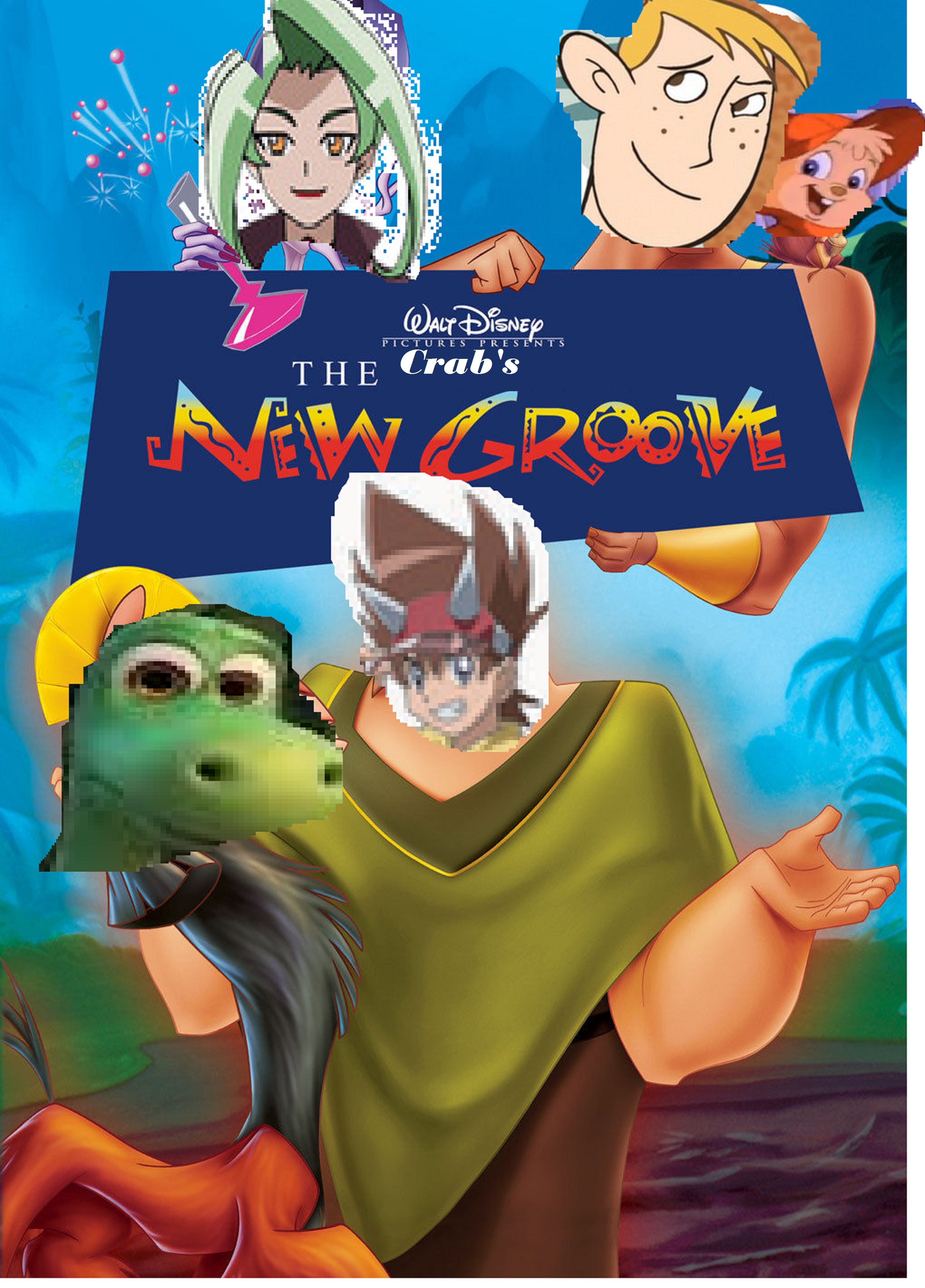 The Crab's New Groove