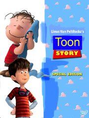 Toon Story (Linus Van PeltRockz) Poster.jpg