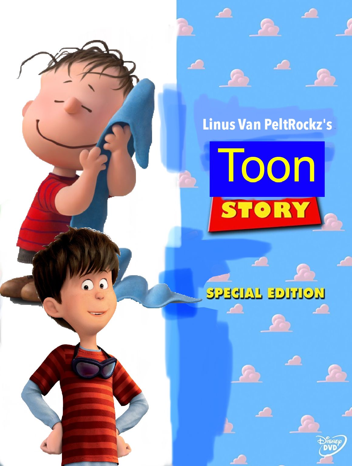 Linus Van PeltRockz's DVD Collection