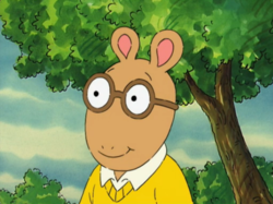 Arthur's Winter Wonderland