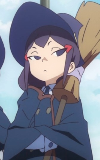 Avery (Little Witch Academia)
