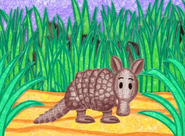 Blue's Clues Armadillo