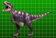 Daspletosaurus kyoryu-king