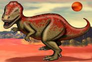 Dinosaur explorers - yangchuanosaurus