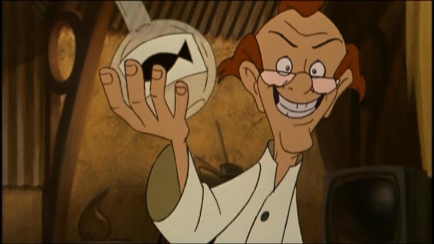 Professor McKrill
