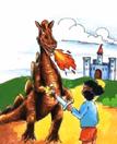 Jumpstart firstgrade bedtime story dragon