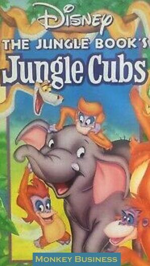 Jungle Cubs Monkey Business VHS.jpg