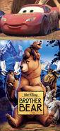 Lightning McQueen Likes Brother Bear (2003)