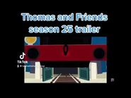 My reaction to Thomas and friends season 25 trailer