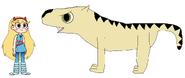 Star meets Thylacine