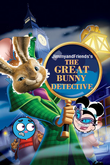 The great bunny detective poster