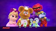The other Muppet Babies are angry at Kermit because of his clones