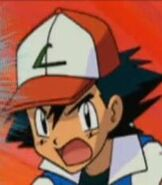 Ash Ketchum in Pokemon Puzzle League