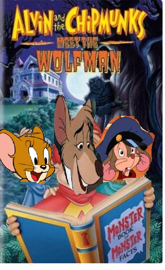 Basil and the Mice Meet the Wolfman
