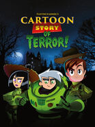 Cartoon Story of Terror! (2013; Davidchannel's Version) Poster