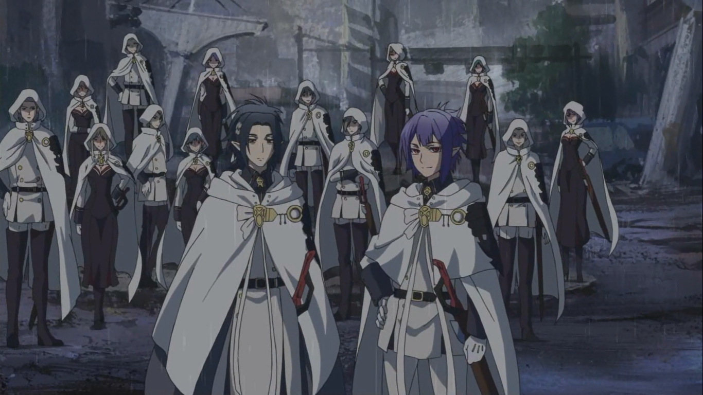 Seraph of the End Vampire