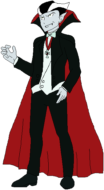 Father Vampire (The Monster Clubhouse)
