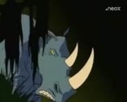 Jumanji TV Series Rhino