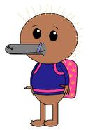 Kenai Hidna (straw) (baby carrier)