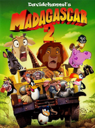 Madagascar 2 Escape to Africa (Davidchannel's Version) (2008) Poster