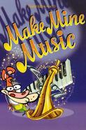 Make Mine Music (TheWildAnimal13 Animal Style) Poster