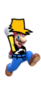 Mario as WoodyPNG
