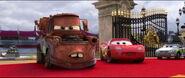 Mater exposing Sir Miles Axlerod's evil plan to the royal court