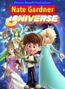 Nate Gardner Universe (Steven Universe) Poster