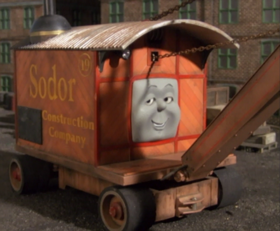 Ned (Thomas and Friends)