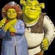 Shrek & Fiona (Ogre Forms)