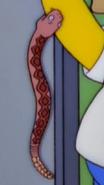 Simpsons Rattlesnake