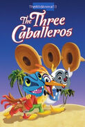 The Three Caballeros (TheWildAnimal13 Animal Style) Poster