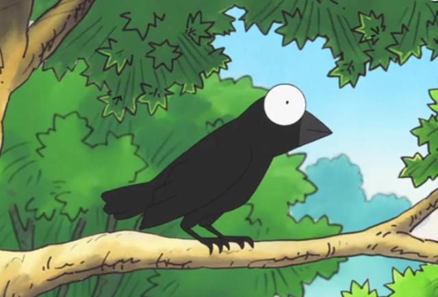 Aho Bird