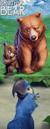 Blu Likes Brother Bear (2003)