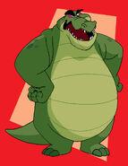 Coco the Crocodile