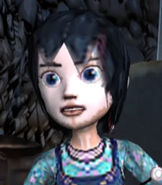 Cora in Astro Boy- The Video Game